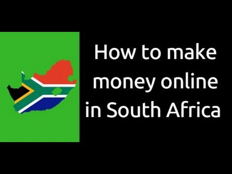 How to make money online in South Africa with Besana