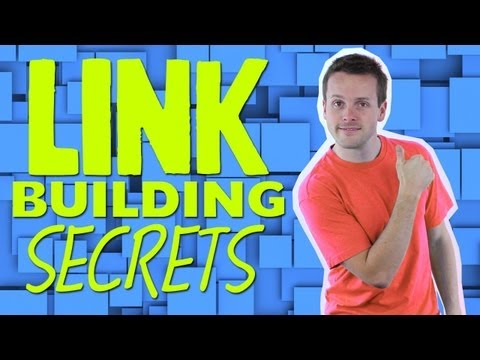 The Secrets to Link Building for your Website
