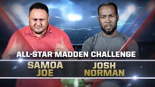 SAMOA JOE vs. Washington