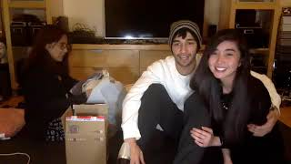 Wil Dasovich Livestream Facebook feat. Alodia Gosiengfiao  And  Charry  Dasovich / 21 Oct