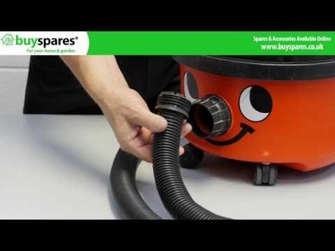 How to Repair a Numatic Vacuum Cleaner Hose