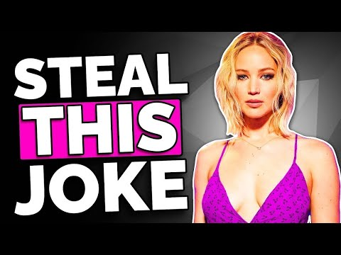 Jennifer Lawrence Charisma Breakdown - Funny, Self-Deprecating Stories