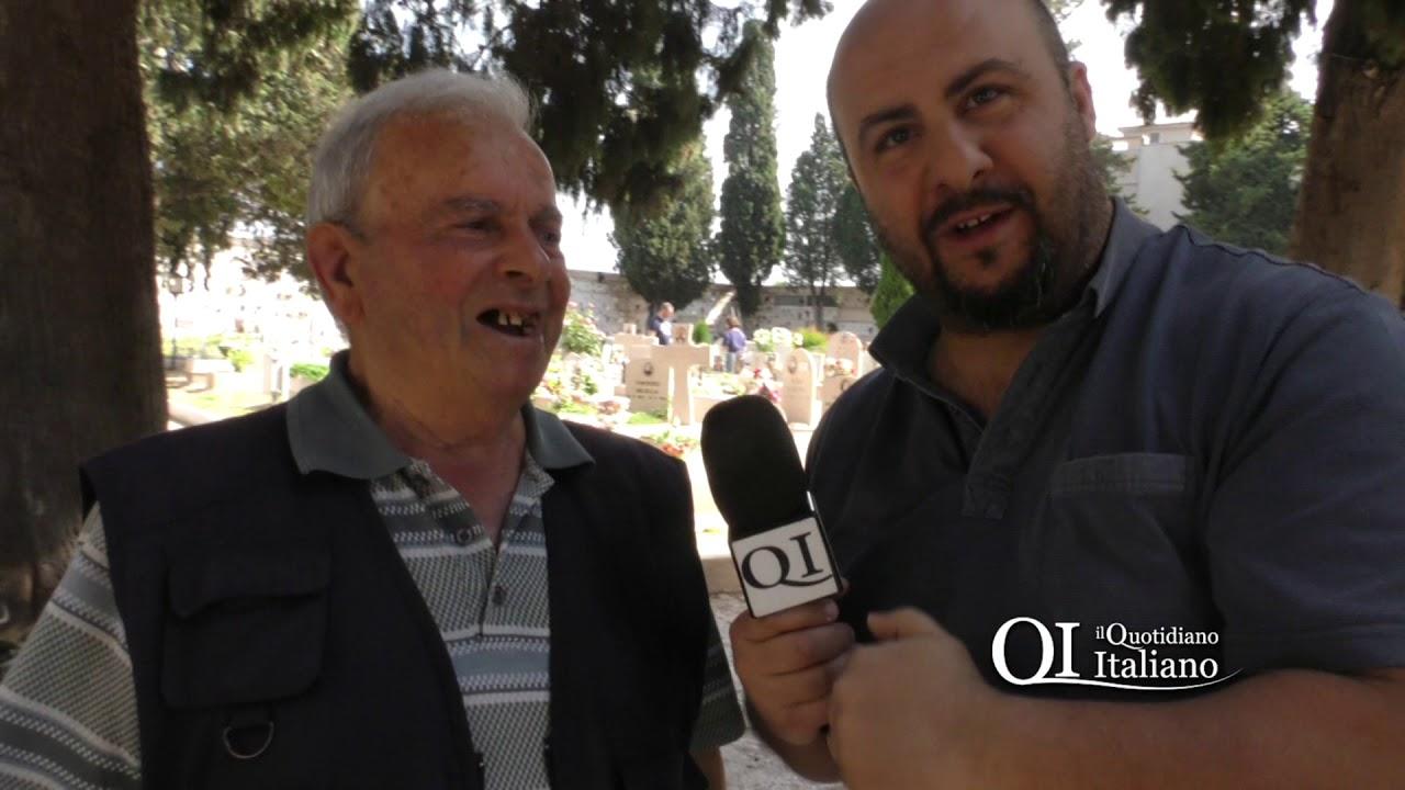 """Carbonara, da 16 anni in pensione continua a """"gestire"""" il cimitero comunale"""
