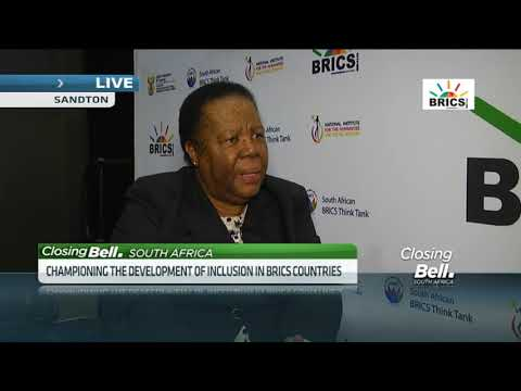 Minister Naledi Pandor on tackling barriers to education access