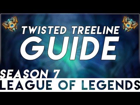 Twisted Treeline In Depth Guide + Tierlist & Builds (League of Legends Season 7)