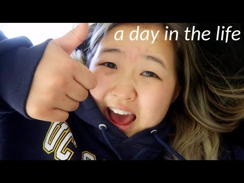 College Day in the Life at UCSD (v unproductive) [Episode 40]