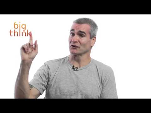 Henry Rollins: Education is the End of Disaster Capitalism