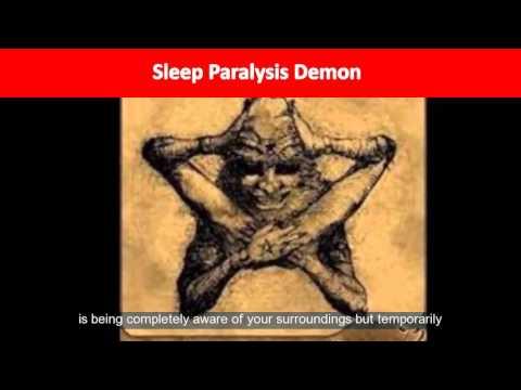 How Sleep Paralysis Happens