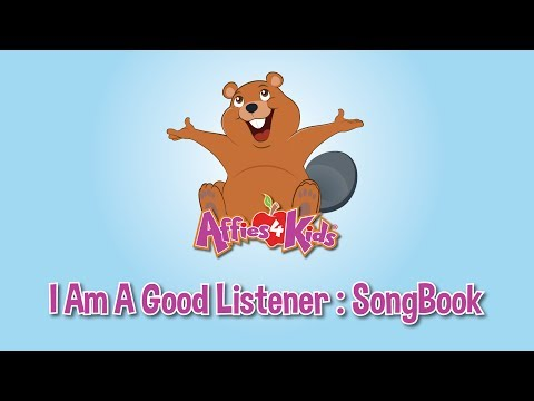 I Am A Good Listener: Teaching children the importance of listening