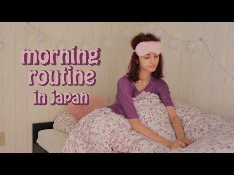 Xxx Mp4 Morning Routine Of A Student In Japan GRWM 3gp Sex