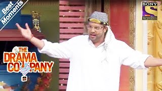 The Drama Company |  Krushna's Arabic Style | Best Moments