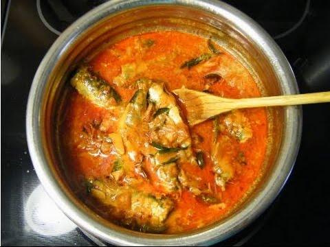 Mathi Curry /Sardine Curry മത്തിക്കറി
