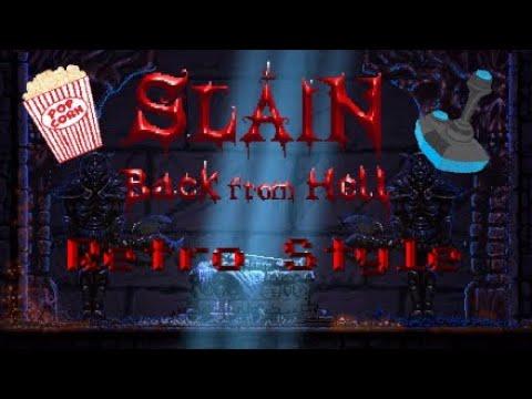 SLAIN (Back from Hell)