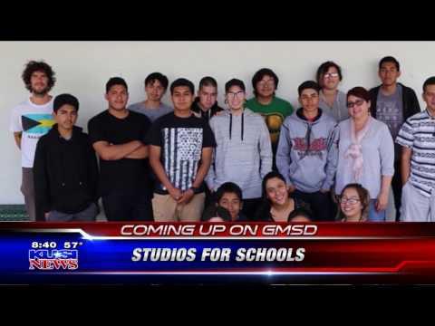 Scott Montoya Talking About Studios For Schools on KUSI San Diego