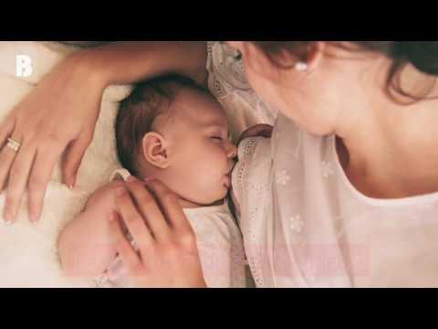 8 Breastfeeding Positions