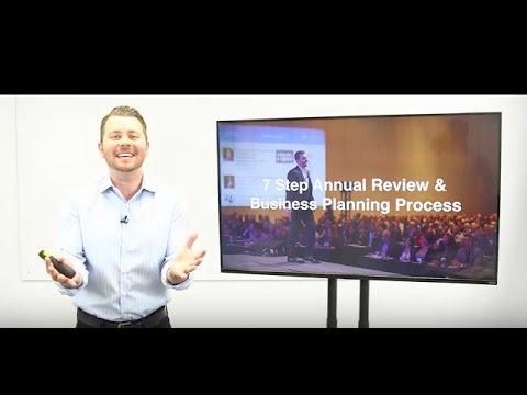 7 Step Annual Review & Business Planning Process - Travis Robertson