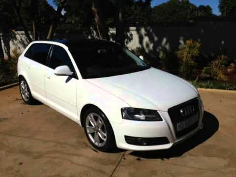 2009 AUDI A3 1.8T Sportback Auto For Sale On Auto Trader South Africa