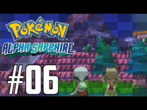 Pokemon Alpha Sapphire Walkthrough Part 6 - Journey to Mt. Chimney
