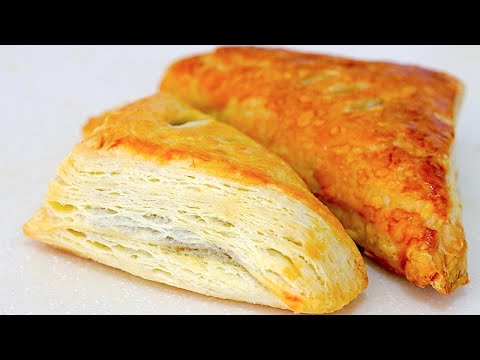 Beef Turnovers Recipe/ Meat Pie Recipe--Cooking A Dream