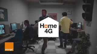 Orange Home 4G - سايبر