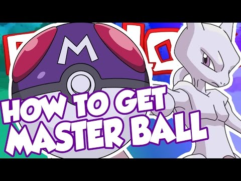 HOW TO GET MASTER BALL IN POKEMON BRICK BRONZE!!! - DefildPlays