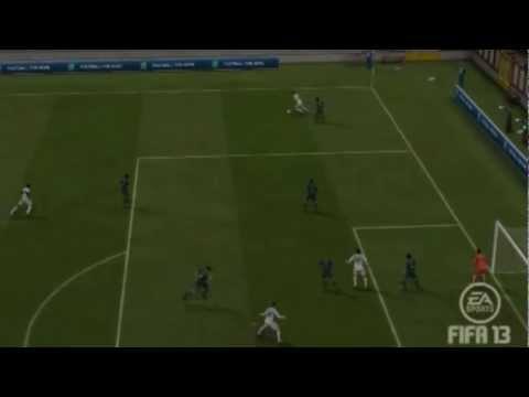 Fifa 13: AC Milan Vs Real Madrid