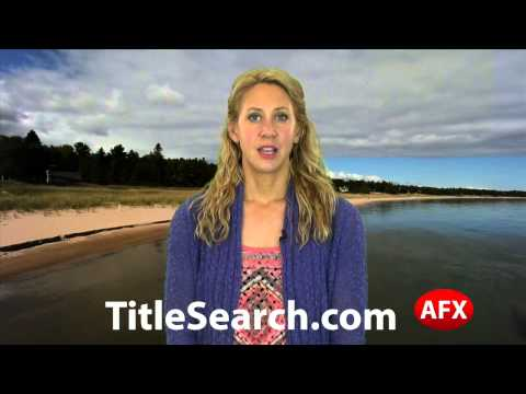Property title records in Allegan County Michigan   AFX