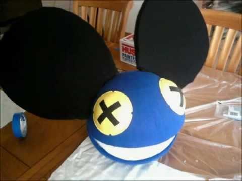 Deadmau5 helmet build