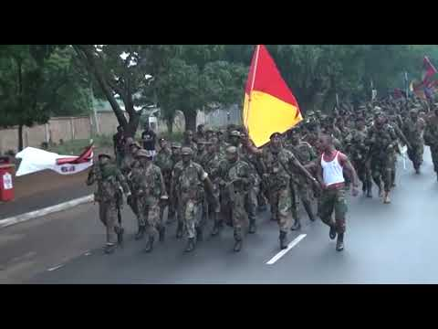 Xxx Mp4 Ghana Armed Forces Celebrate Army Week 2019 With A 10km Route Match 3gp Sex
