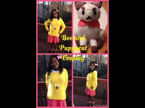 Bee and Puppycat Cosplay DIY