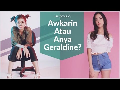 Awkarin or Anya Geraldine? (Feat. Skinnyindonesian24,Fathia Izzati, Rezaoktovian, agung hapsah, etc)