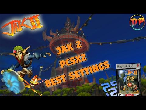 Jak 2 FIX & BEST SETTINGS for PCSX2