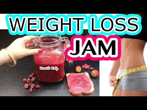 Mixed Fruit Jam Recipe in Hindi | How To Make Strawberry Jam | Weight Loss Jam
