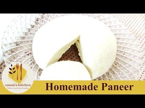 Homemade Paneer with Apple Cider Vinegar Soft Paneer Healthy Paneer Recipe Indian Cheese