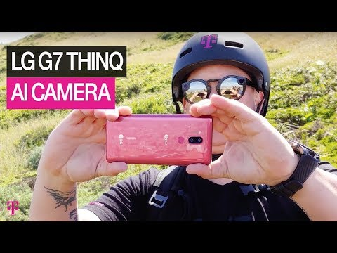 NEW LG G7 ThinQ Specs: AI Camera Review | T-Mobile