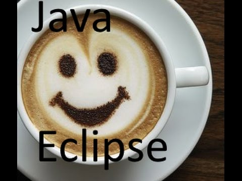 Install Java and Eclipse IDE for Windows 10