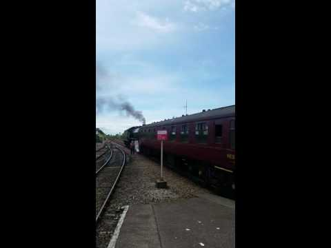 Riding Hogwarts Express ( Jacobite Steam Train) from Mallaig to Fort William