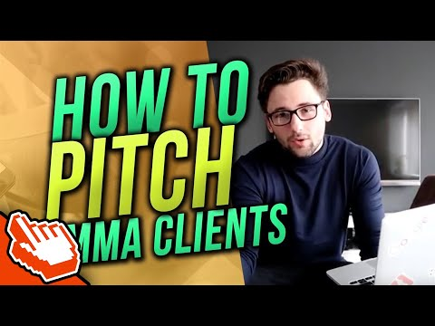 How to Pitch Social Media Marketing Clients | SMMA
