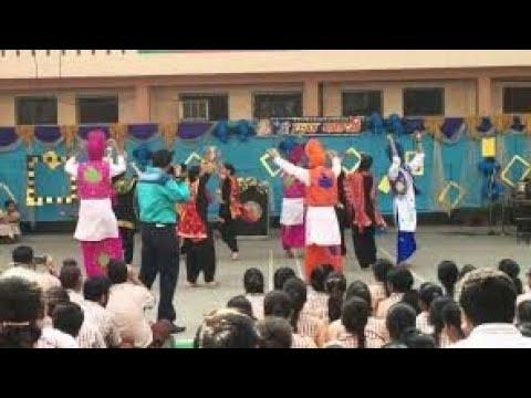 Bhangra Brigade | Dav public school | Teacher's Day 2017 |