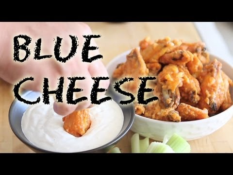 What is Blue Cheese / How to make Blue Cheese Dressing Recipe
