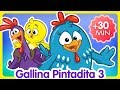 Download Video Download Compilado de Clips 30 min. - Oficial - Canciones infantiles de la Gallina Pintadita 3GP MP4 FLV