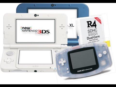 Jak grać w gry z GBA na DSi/3DS! (gbaemu4ds) HD