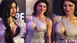 Adah Sharma vs Urvashi Rautela Hot Looks At Filmfare Awards 2019