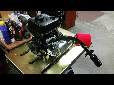 Motorized Custom Drift Trike Build  (Part 1)