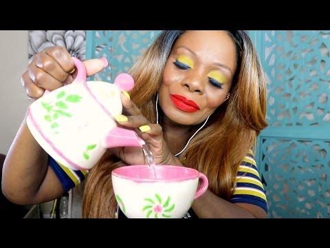 GIRLFRIEND ASMR Soft Spoken Chit Chat/Tea