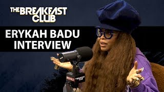 Erykah Badu On Her Online Persona, Creating Moments On Stage, Soul Train Awards + More
