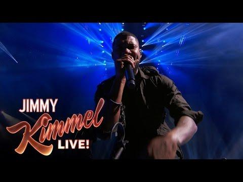 Usher feat. NAS and Bibi Bourelly Perform