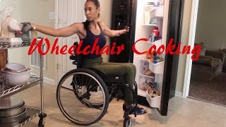 Wheelchair Cooking