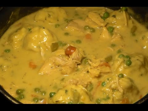 World's Best Chicken & Dumplings Recipe: Homemade Chicken & Dumplings From Scratch