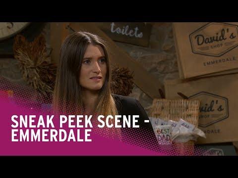 Emmerdale Spoilers: Jealous Debbie Hides Heartbreak as Rebecca Dates Ross   Watch the Scene!